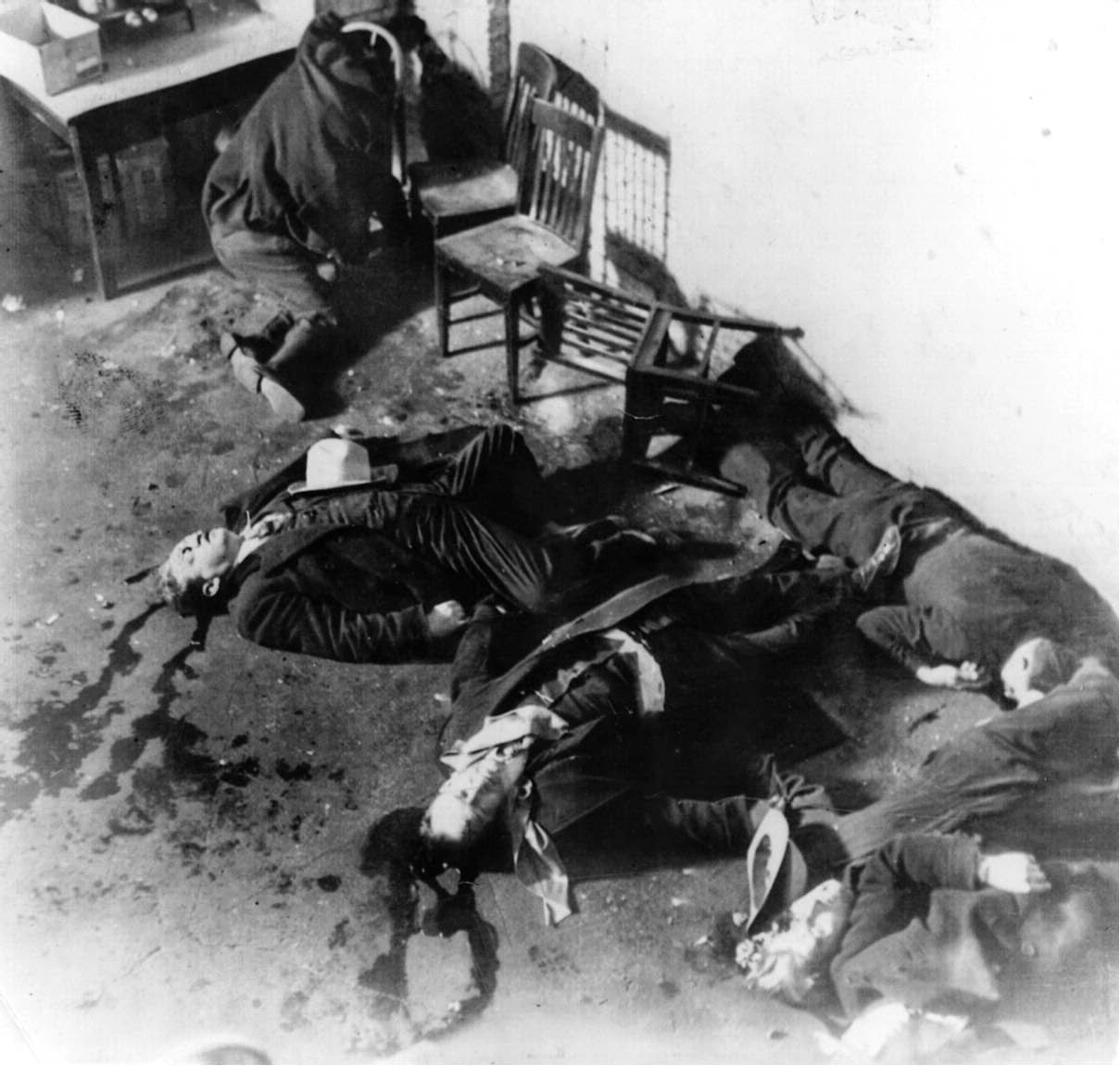 saint valentines day massacre Find out more about the history of st valentine's day massacre, including videos,  interesting articles, pictures, historical features and more get all the facts on.