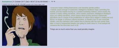 Shaggy Greentext