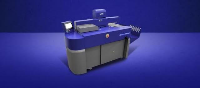 modern book binding machine