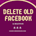How to Deactivate and Delete Old Facebook Account | How to #DeleteFacebook
