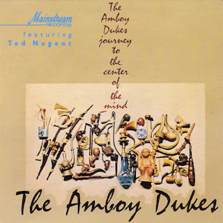 Journey To The Center Of The Mind by The Amboy Dukes (1968)