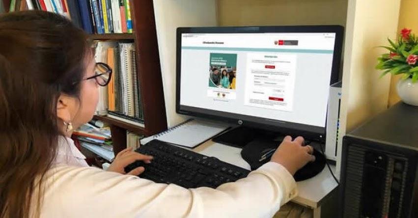 MINEDU amplía hasta el 12 de abril la presentación de la Declaración Jurada de Salud 2021