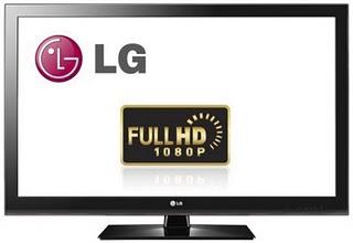 LG 42LK450 42″ LCD TV