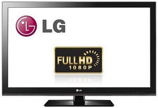 LG 42LK450 TV review