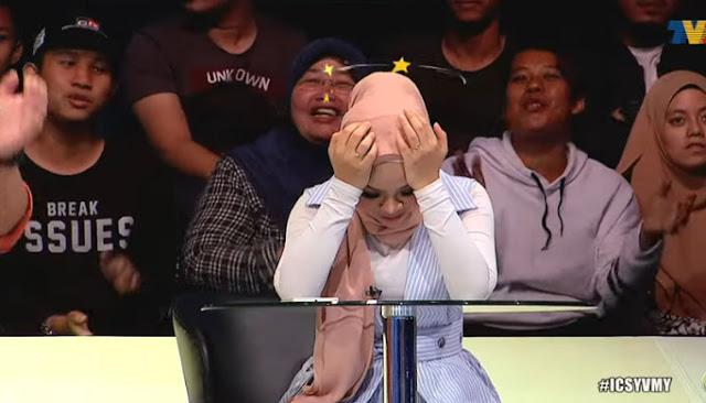 'Adik Remy Ishak' Berjaya Buat Siti Sarah Tak Senang Duduk.