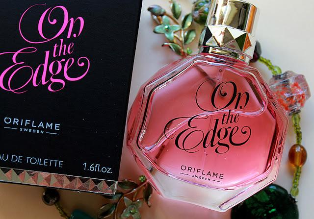 Тyалетнaя вода Оn The Edge от Оriflame