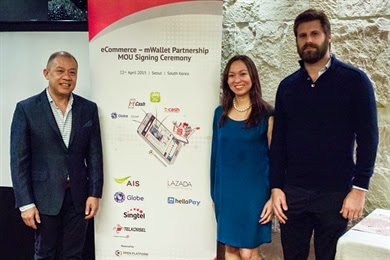Globe Telecom signs partnership with Rocket Internet's Lazada