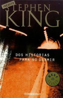 """Reseña: """"Dos historias para no dormir"""" - Stephen King"""