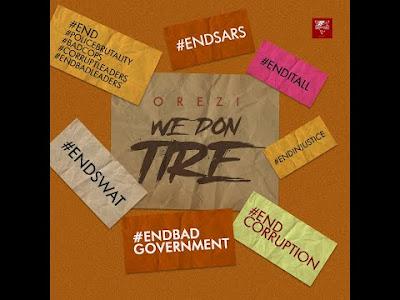 [Music] Orezi – We Don Taya