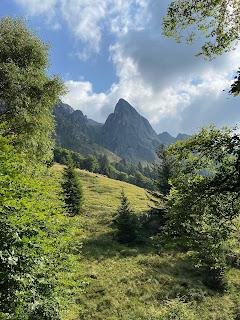 View toward Pizzo San Giovanni.