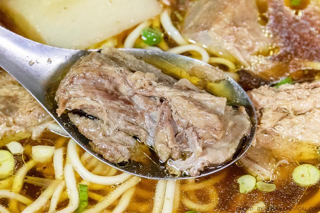 MG 0468 - 百里香牛肉麵,台中科博館附近隱藏版牛肉麵,牛肉大塊湯頭清爽不油膩,晚來吃不到!