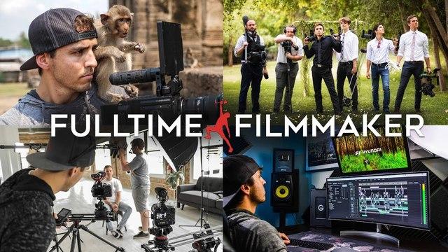 أقوى كورس لصناعة الأفلام ولأول مرة (+35 ساعة)