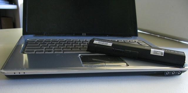 Rahasia Merawat Baterai Laptop Dengan Mudah