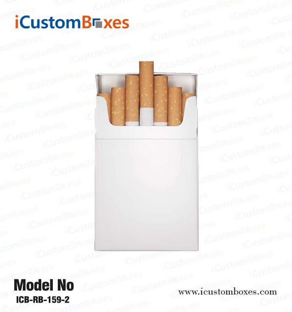 Paper Cigarette Boxes