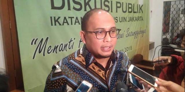 Soal Pertemuan Prabowo-Jokowi, Relawan Diminta Tak Berprasangka Negatif