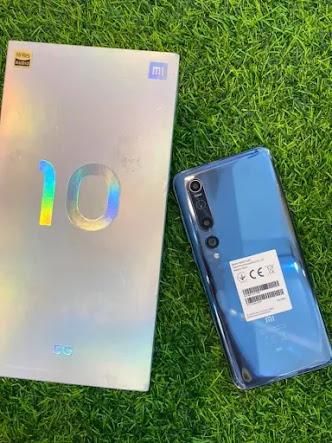 هل تعلم سعر هاتف Xiaomi Mi10 ومميزات وعيوب هاتف شياومي مي10