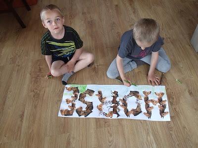 English Day, konkurs plastyczny, konkurs dla dzieci