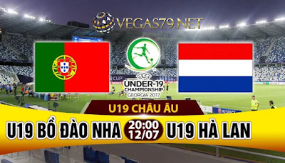 Nhận định, soi kèo nhà cái U19 Bồ Đào Nha vs U19 Hà Lan