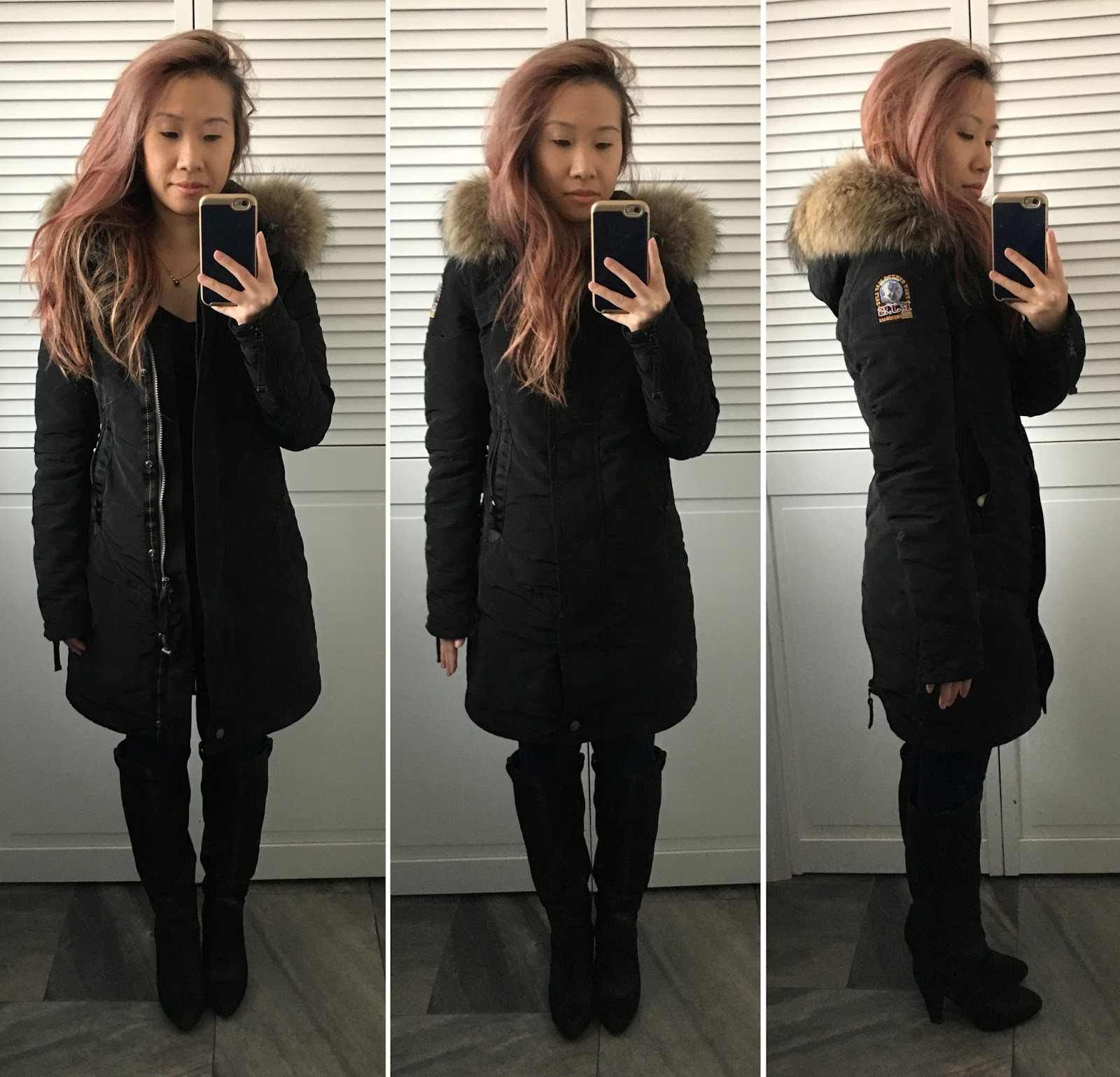 parajumpers selma coat