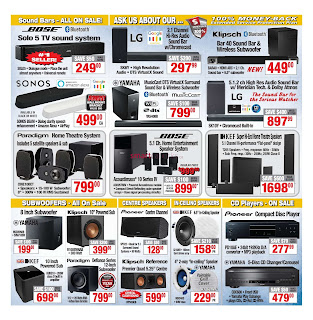 2001 Audio Video Flyer valid March 20 - 26, 2020