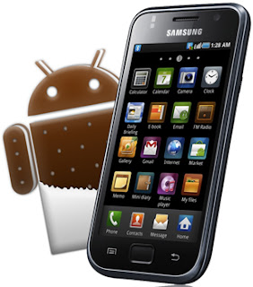 Flash Samsung Galaxy S GT-i9000B Via Odin - Mengatasi Bootloop