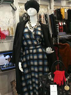Vestiti casual curvy, collezione autunno inverno