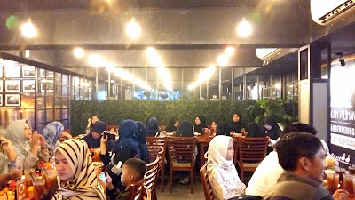 Blogger Eksis kuliner di Jakarta