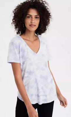 AE V-Neck Jegging T-Shirt