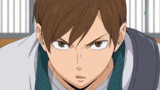 ハイキュー!! アニメ4期 | 伊達工業 二口堅治 Futakuchi Kenji | DATE TECH HIGH | Hello Anime !