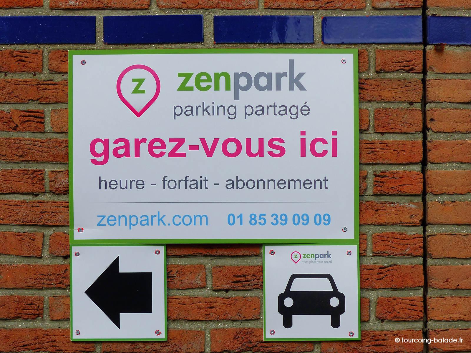 Contact Zenpark Web Téléphone