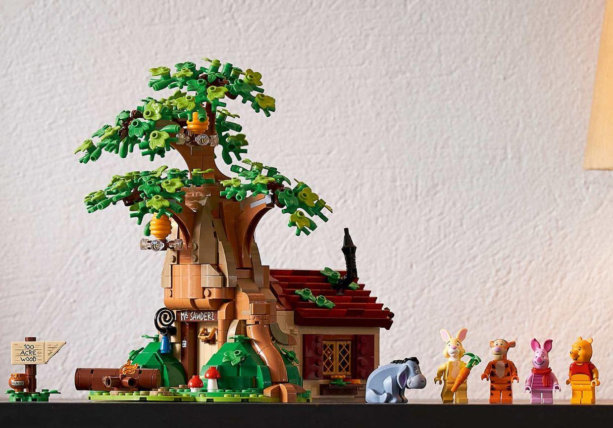 """الدب """"بو"""" والأصدقاء من LEGO"""