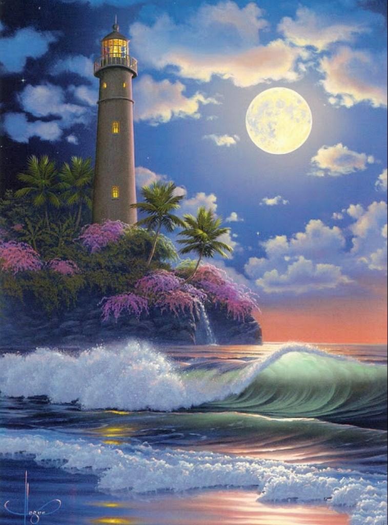 Imagenes Arte Pinturas Paisajes Pintura Oleo Pinturas De Hawai