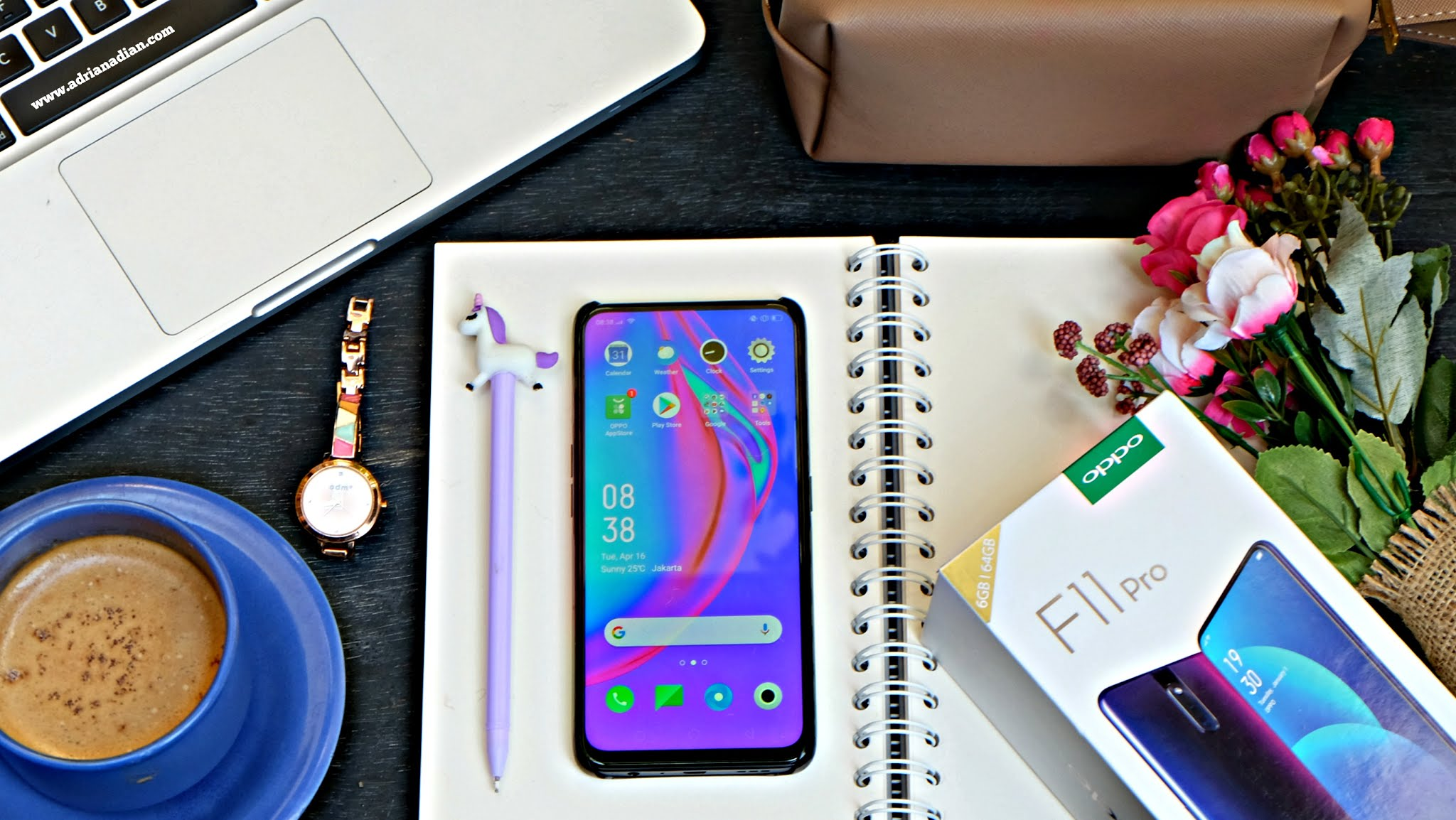 Review Oppo F11 Pro