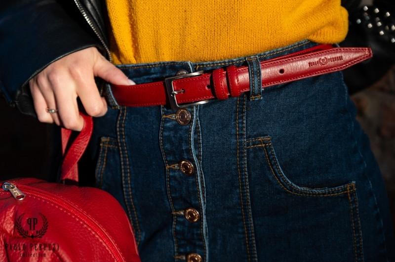 Jak dobrać odpowiedni damski pasek do spodni?