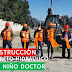 GOBIERNO MUNICIPAL DE CUAPIAXTLA REALIZA PAVIMENTACIÓN DE CALLE NIÑO DOCTOR