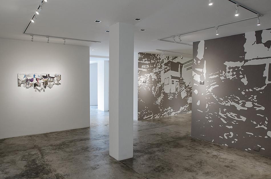 Segunda individual del artista venezolano Manuel Eduardo González en Spazio Zero