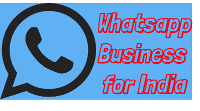 whatsapp for business India