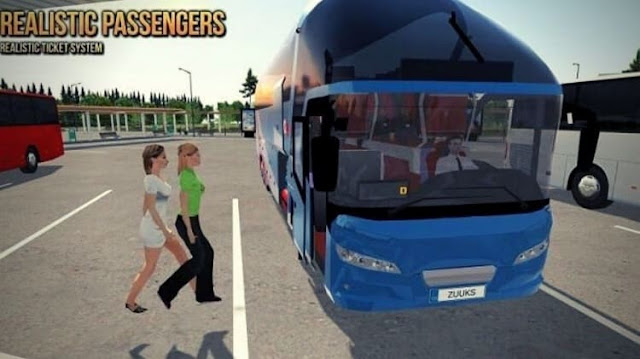 Download Bus Simulator Ultimate Mod Apk