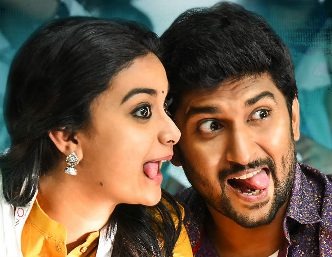 Nenu Local potti dialogue video images and full movie dialogues in