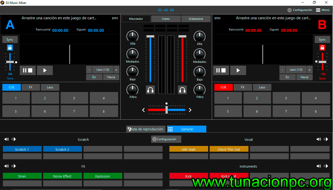 Program4Pc DJ Music Mixer Full Gratis