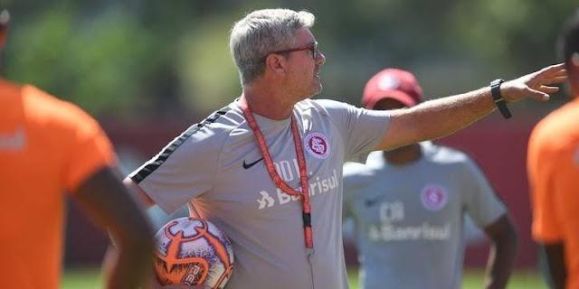 Ex-técnico deve estar empregado nos próximos dias Ricardo Duarte / Inter