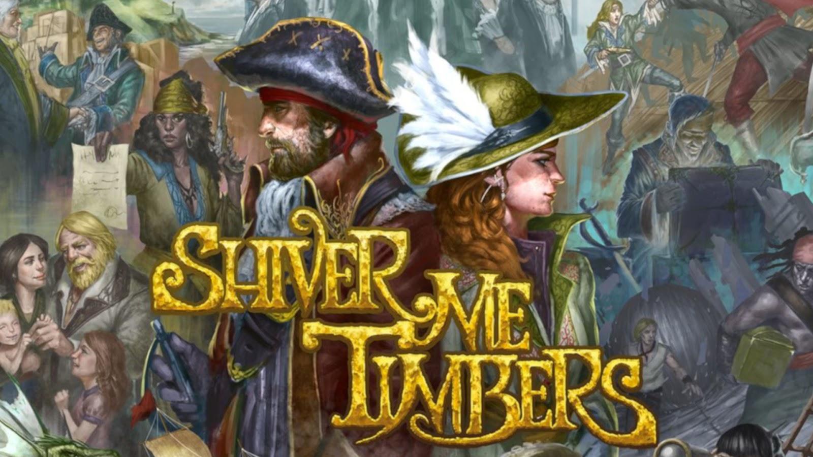 Kickstarter Highlights - Shiver Me Tibers