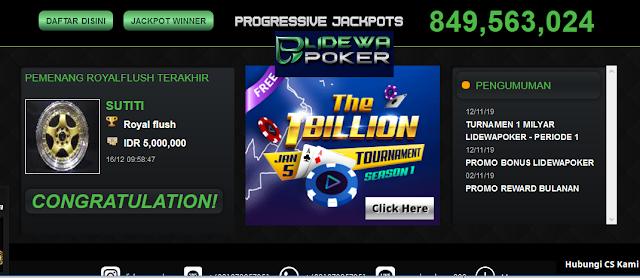 Agen Poker Terbaik, Server Ringan Dan Murah Depositnya