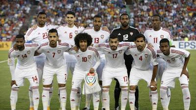 مباراة الإمارات وأندونيسيا الان