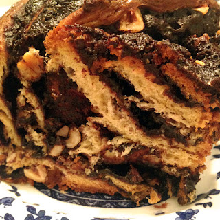 The chocolate babka recipe from Great British Bake Off