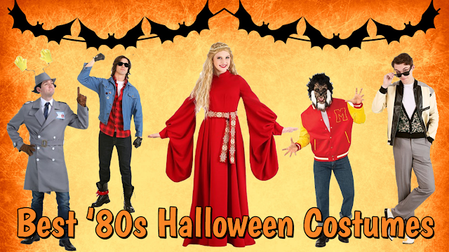 Best '80s Halloween Costumes
