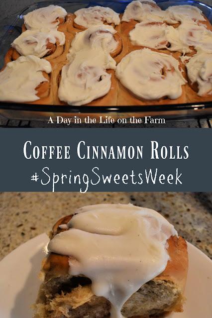 Coffee Cinnamon Rolls pin