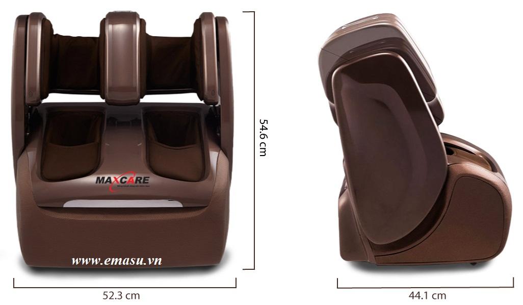 Máy massage chân Maxcare Max646plus