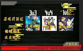 Naruto Senki Remake Version (Unity Engine)