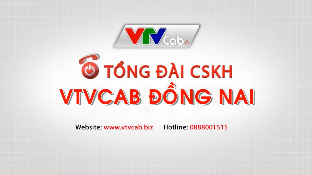 Tổng đài VTVcab ở Đồng Nai